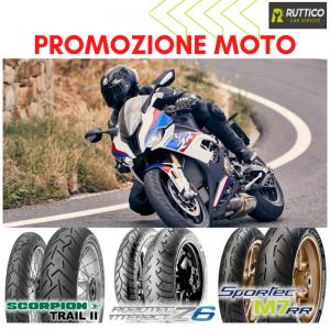 Offerta Gomme Moto - Ruttico Car Service
