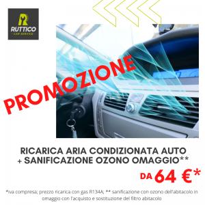 Ricarica Aria Condizionata - Ruttico Car Service (1)